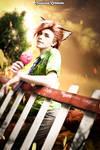 Nick Wilde Cosplay - Charming Fox