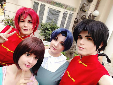 Ranma Cosplay Group