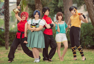 Ranma Cosplay Group - Jajauma Ni Sasenaide