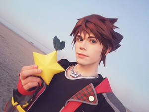Sora Cosplay - Kingdom Hearts 3