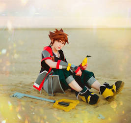 Sora Cosplay - The Promise