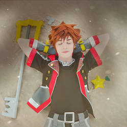 Sora Cosplay - The Thought
