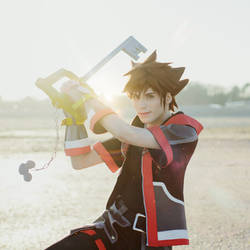Sora Cosplay - The Power