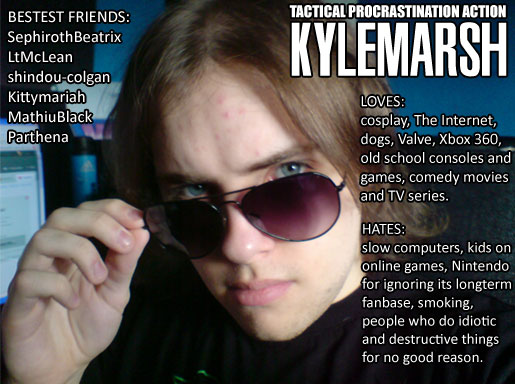 KyleMarsh's Profile Picture