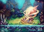 Underwater Magic ver.2 by nelesia