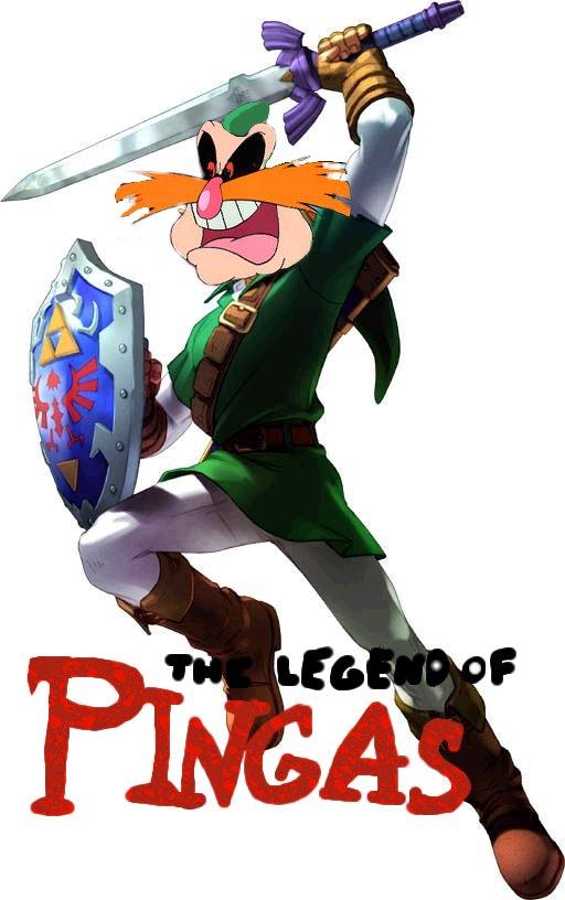 Legend of Zelda Ocarina of Time Link