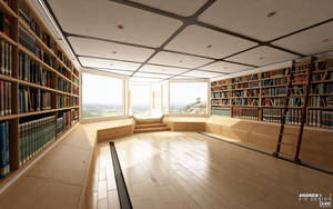 Home Library 1A by utype