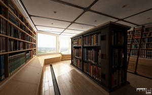 Home Library 1B by utype