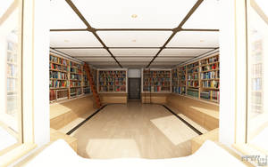 Home Library 3A by utype