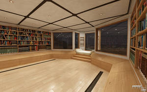 Home Library 6B by utype