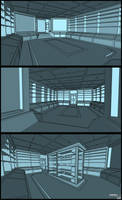 Home Library - Sketchup by utype