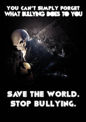 Silence. Bullying.