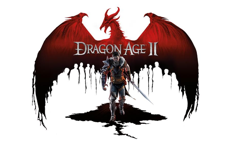 Dragon Age Ii Wallpaper. Dragon Age II Wallpaper by