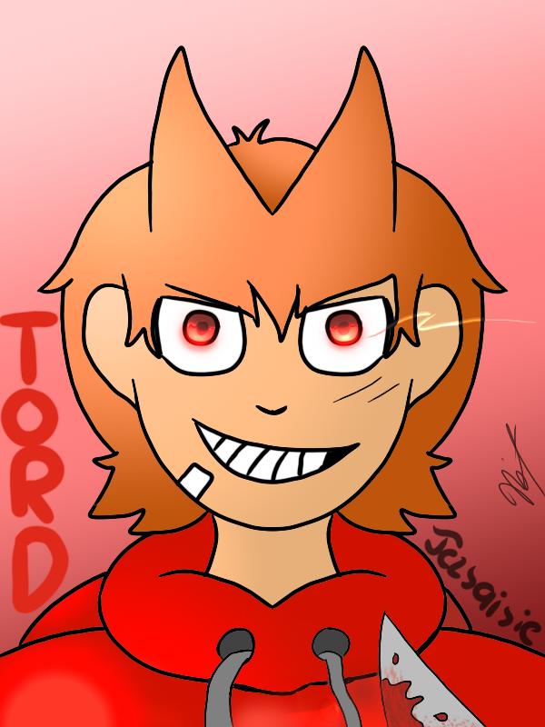 Tord (Portrait) by Jezsaisie