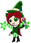 Magical Betilla~ Little Watcher by InvisibleCreatures