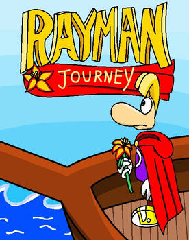 Rayman Journey Cover Art