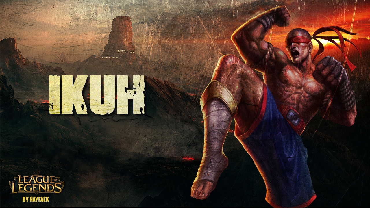 Ikuh Lee Sin Hd Wallpaper By Hayfack On Deviantart
