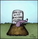Dead Whore by sbkMulletMan