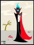 Demongo, Stealer of Essence by sbkMulletMan