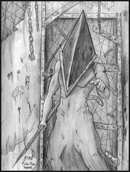Silent Hill: Pyramid Head