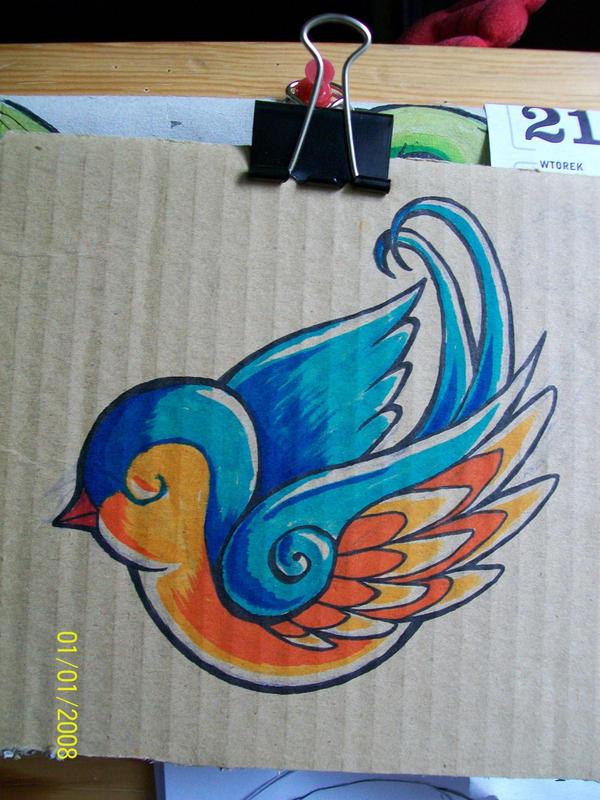 Bird 01 by d-X2