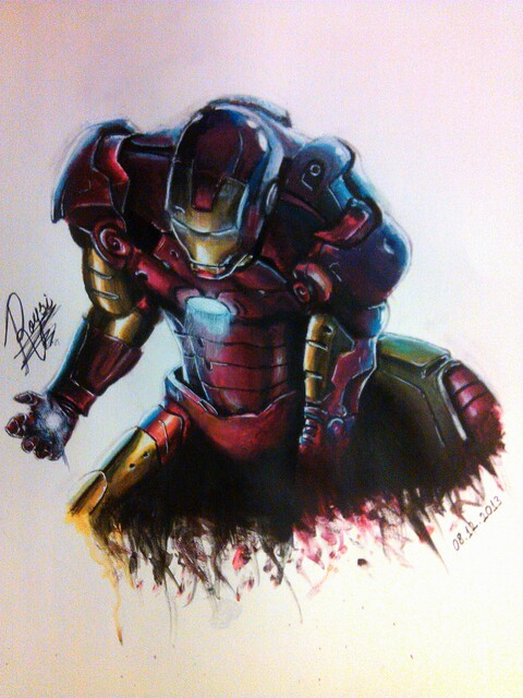 Iron Man by RoysRoys