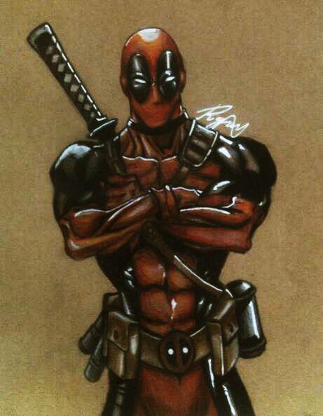 Deadpool by RoysRoys