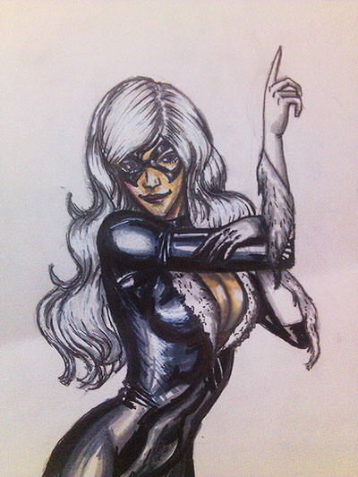 Black Cat by RoysRoys