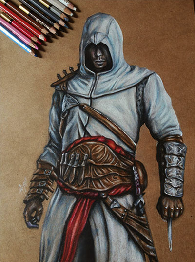 Altair Ibn La-Ahad by RoysRoys