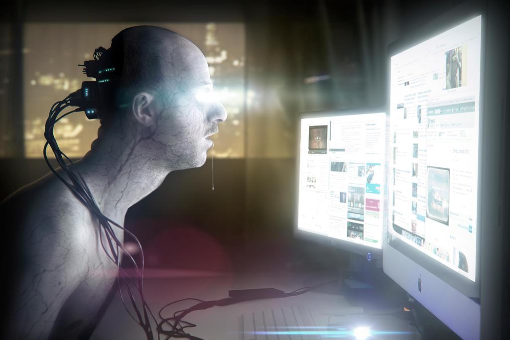 CyberZombi by D4N13l3