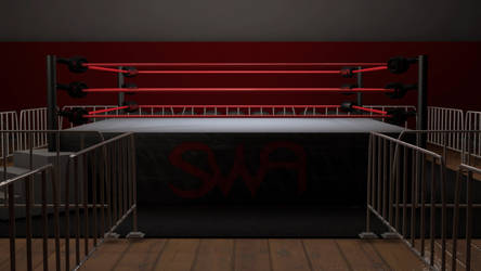 SWA Arena - Entrance To Ring by weebo322