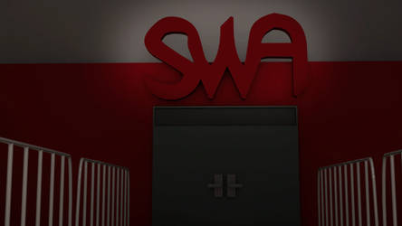 SWA Arena Entrance by weebo322