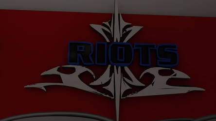 SWA Arena - Riots Logo by weebo322