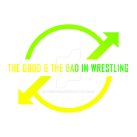 The Good And The Bad In Wrestling Logo