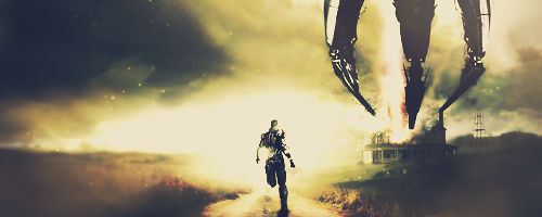 Mass effect and Walking dead