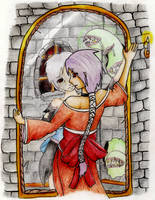 .: What the Mirror Shows :. by Inuyasha4ever123