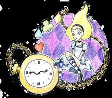 Alice in Wonderland by crissygim