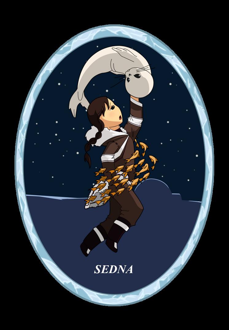 Sedna - Inuit by crissygim
