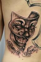 smile now tatt2 by bogdanpo