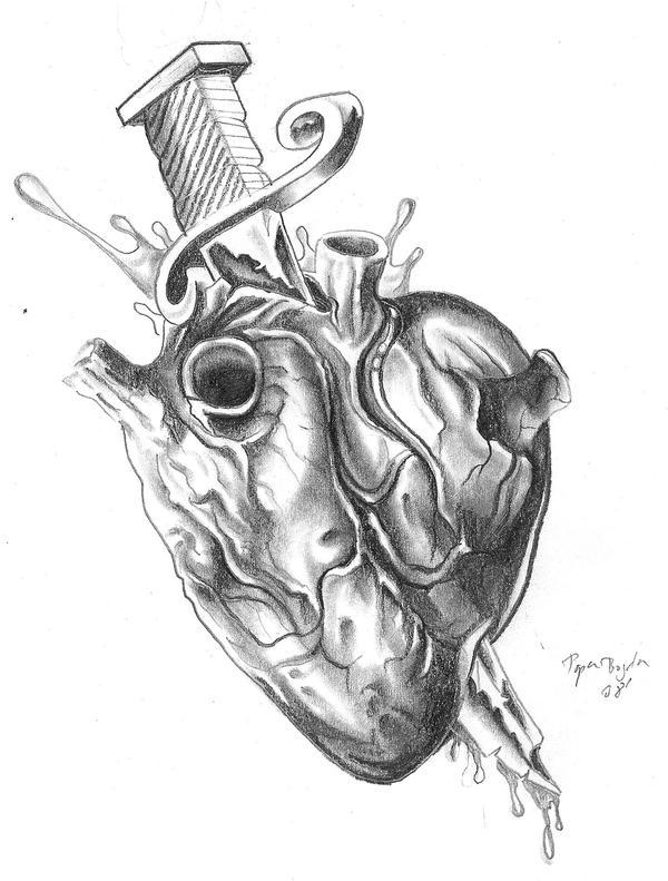 heart by bogdanpo