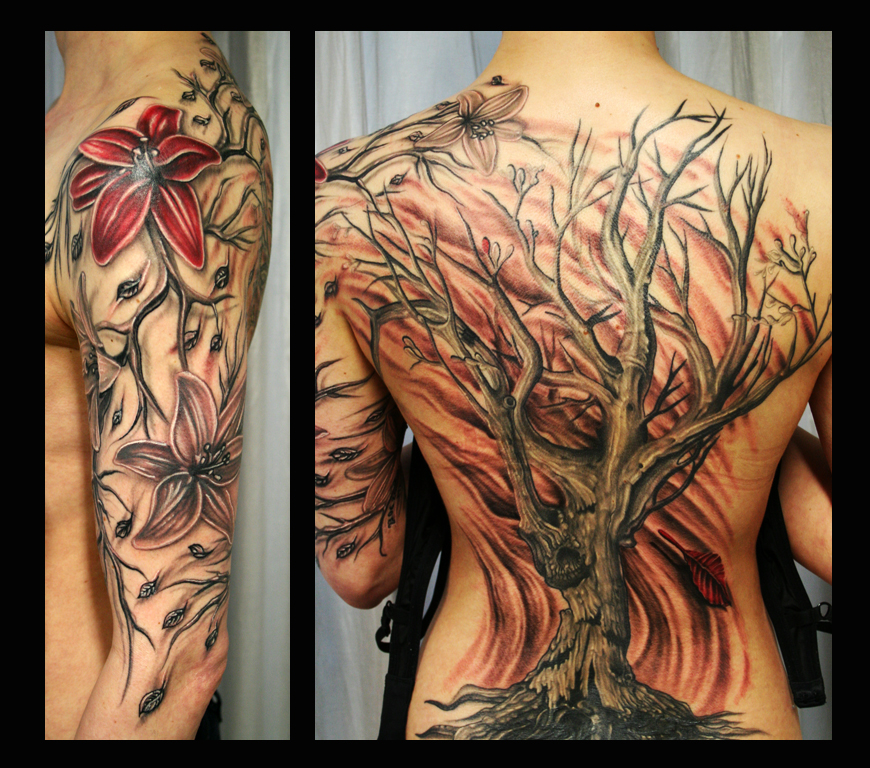 tree finish by bogdanpo
