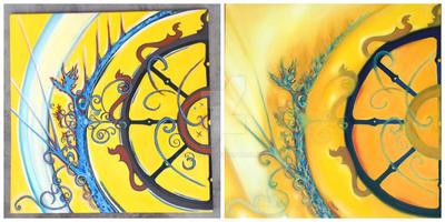 Chakra Yellow by art-zuza