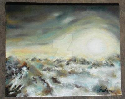 Sunrise Sml by art-zuza
