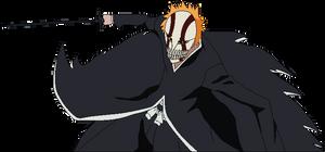 Ichigo the Visored