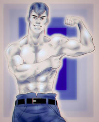Sexy Kuwabara Commission by MMHinman