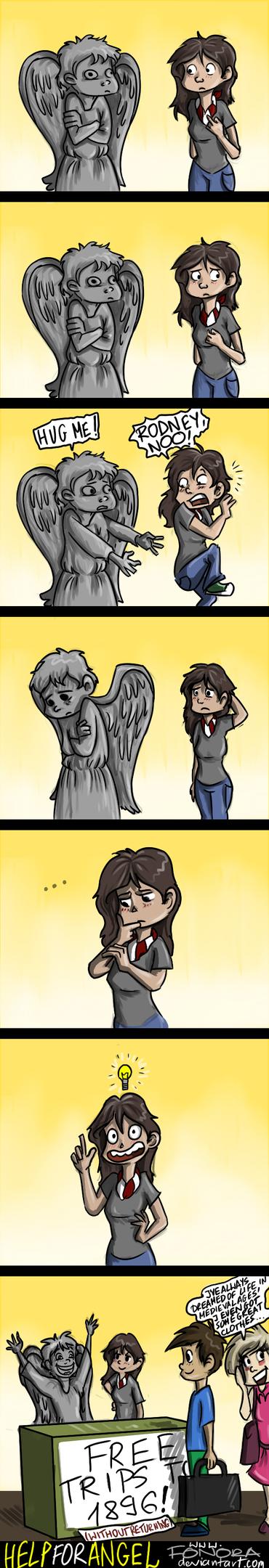 Help For Angel by Yohiri