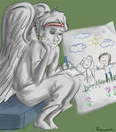 Lonliness of the Weeping Angels