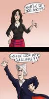 Finding Gallifrey