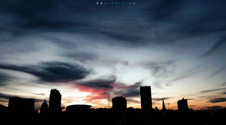 Light of The Horizon by dearchivism