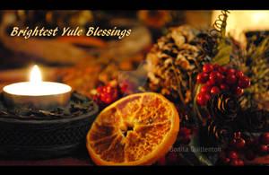 Yule Blessings by Shewolffe